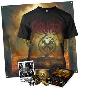 Pre-Order: World War X Deluxe CD Bundle
