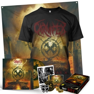 World War X Deluxe CD + LP Bundle