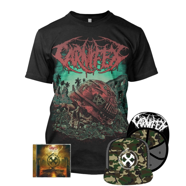 World War X Born To Kill CD Bundle