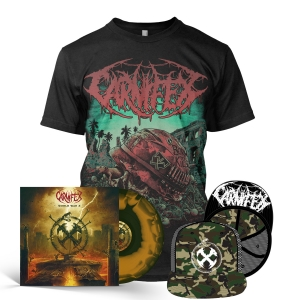 Pre-Order: World War X Born To Kill LP Bundle