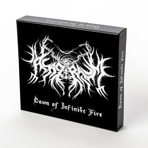Dawn of Infinite Fire 2xCD Box