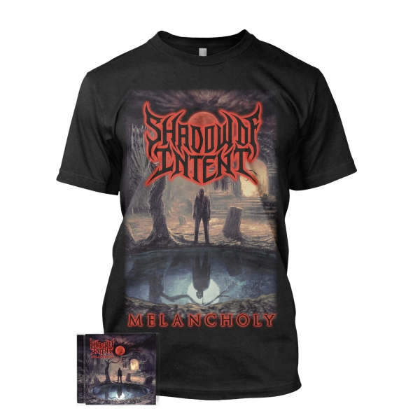 Melancholy CD + Tee Bundle