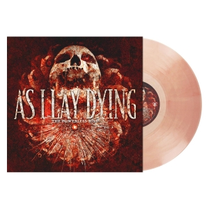 Pre-Order: The Powerless Rise (Clear/Red Marbled)