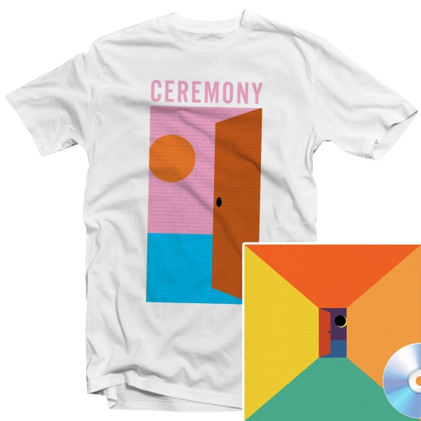 In The Spirit World Now (Day) T Shirt + CD Bundle