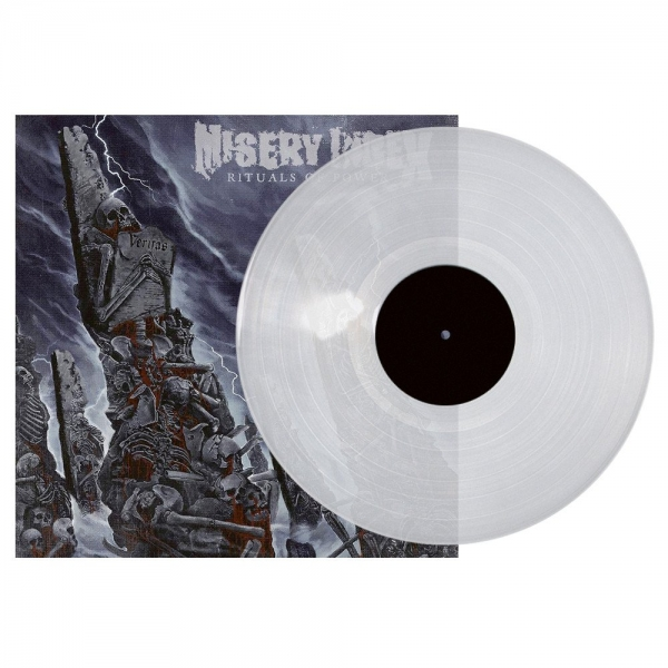Rituals of Power (clear vinyl)