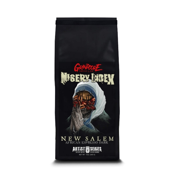 Misery Index New Salem - African Espresso