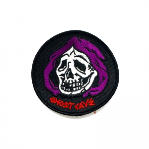 "Ghost Cave ""Reaper"" Patch"