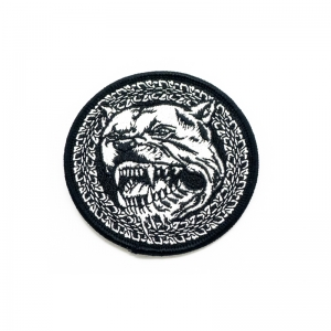 "Ghost Cave ""Rabid"" Patch"