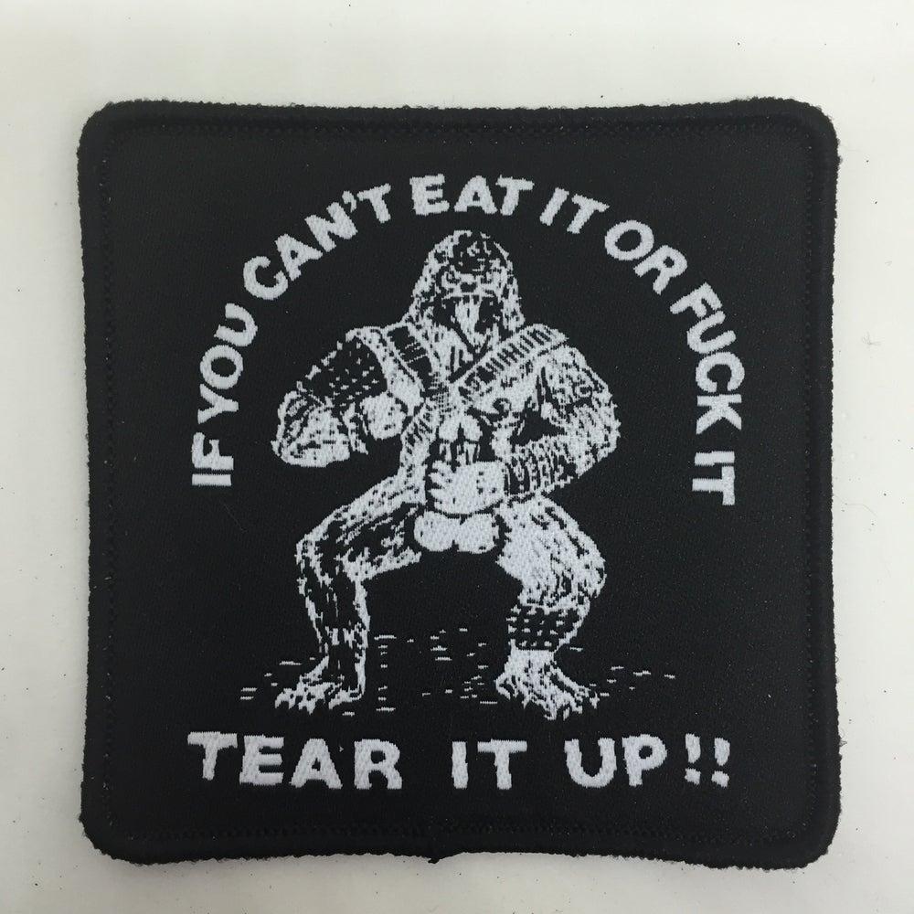 Tear It Up Patch
