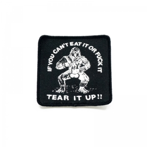 Tear It Up Patch