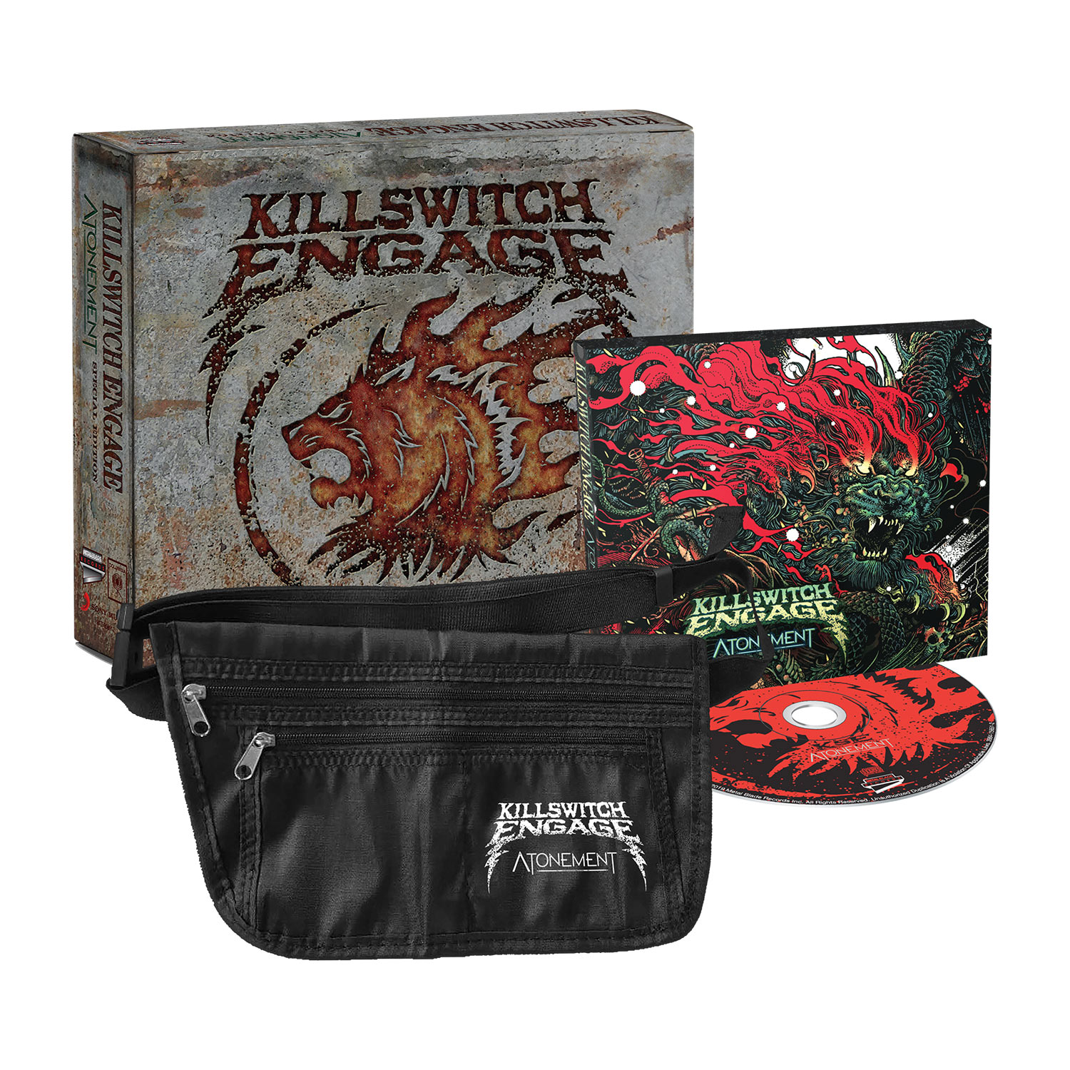 Atonement - Deluxe Box Bundle - Claw Mark