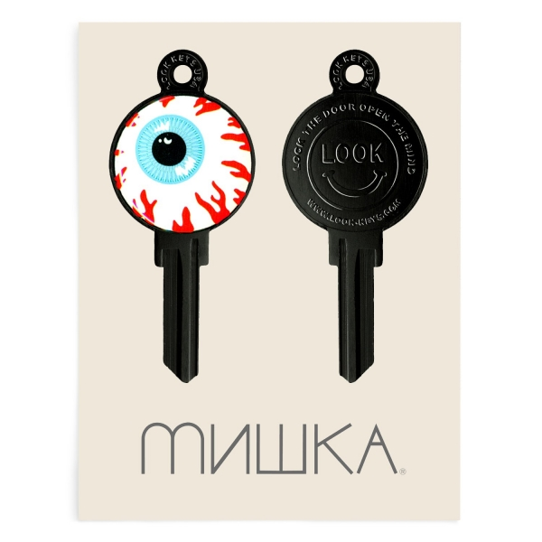 "Look Keys x Mishka ""Keeyp Watch"" Key"