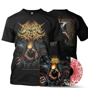Pre-Order: The Hand of Violence LP + Tee Bundle