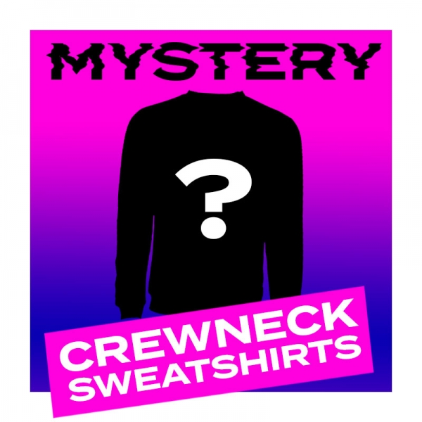 Mystery Crewneck Sweatshirts