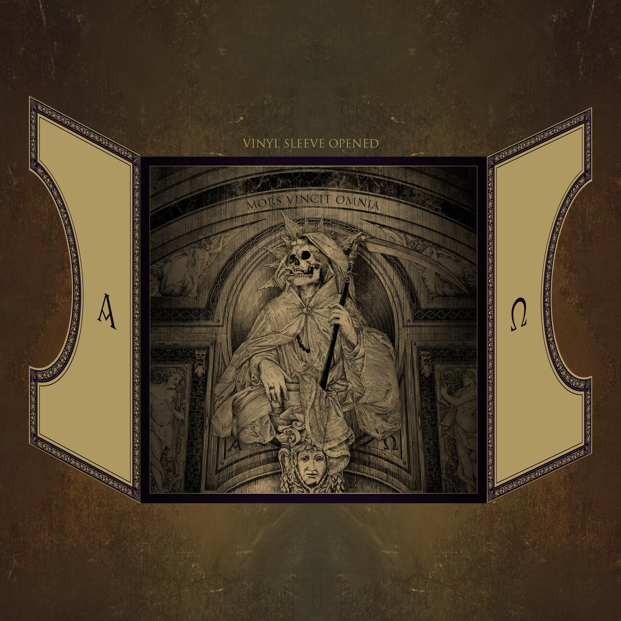 Mors Vincit Omnia (gold vinyl)