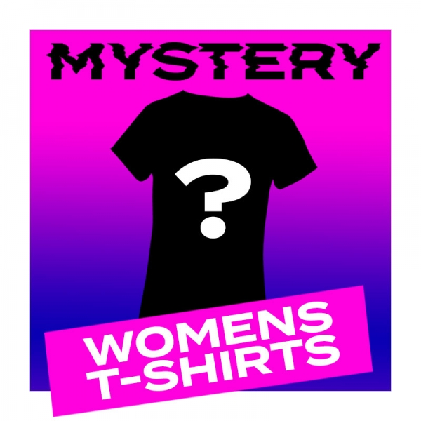 Mystery Women's T-shirts