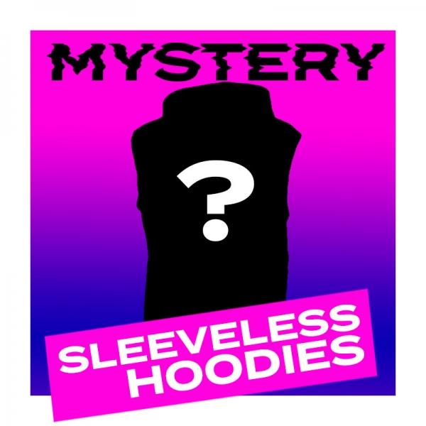 Mystery Sleeveless Hoodie