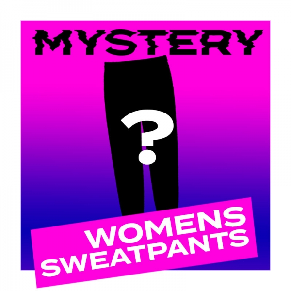 Mystery Ladies Sweatpants