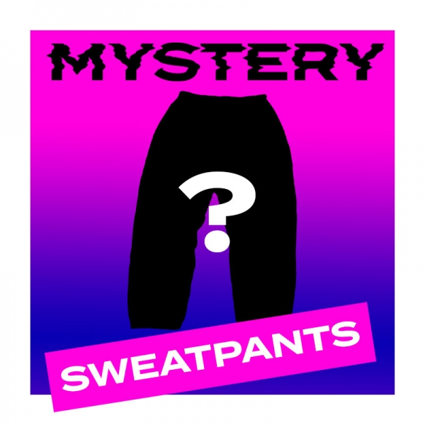 Mystery Sweatpants