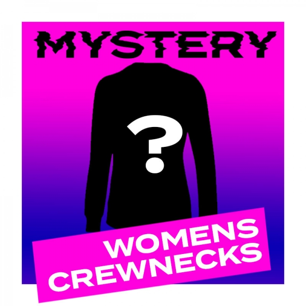 Mystery Ladies Crewnecks