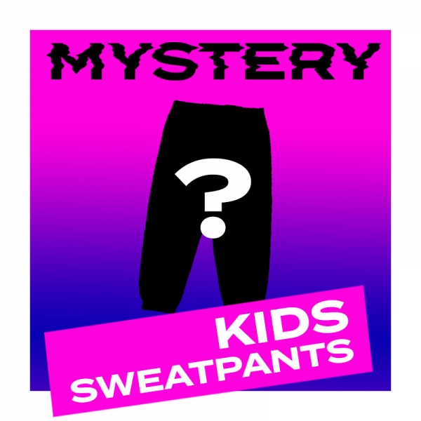 Mystery Kids Sweatpants