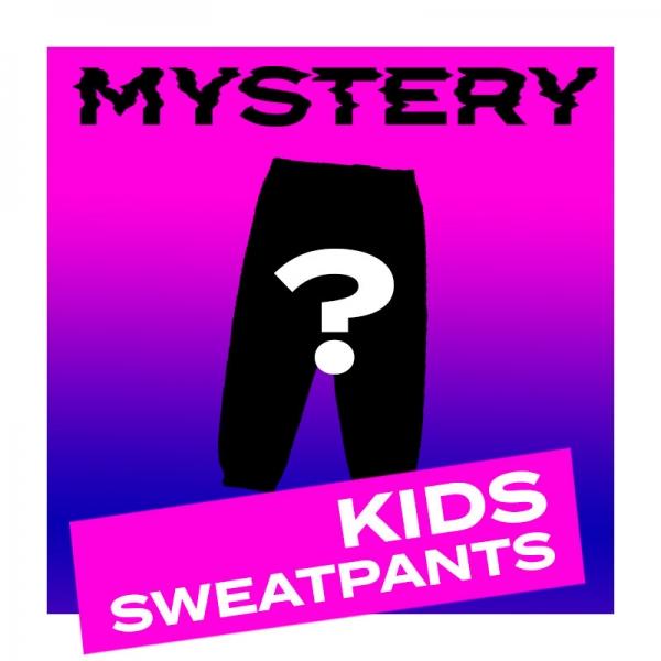 Mystery Kids Sweatpants