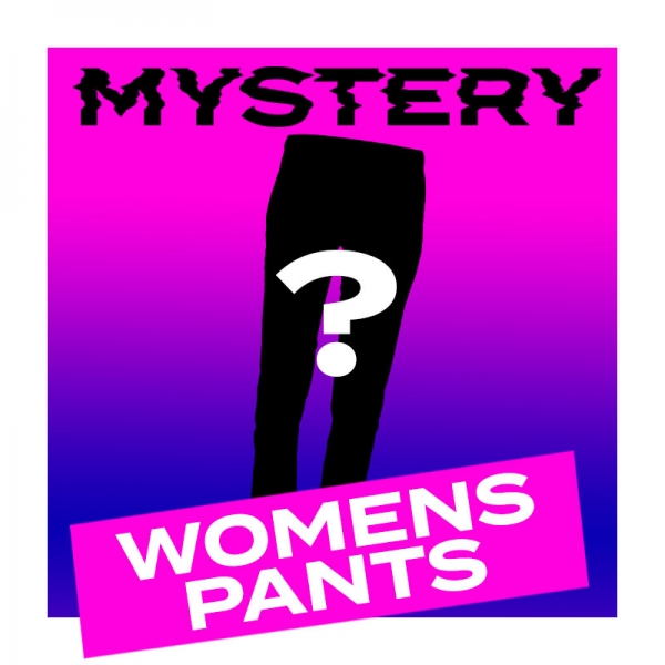 Mystery Womens Pants