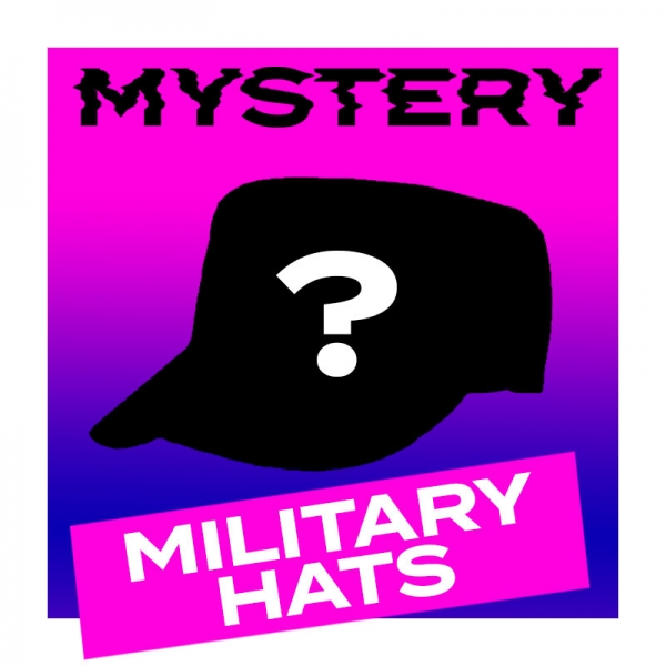 Mystery Military Cap