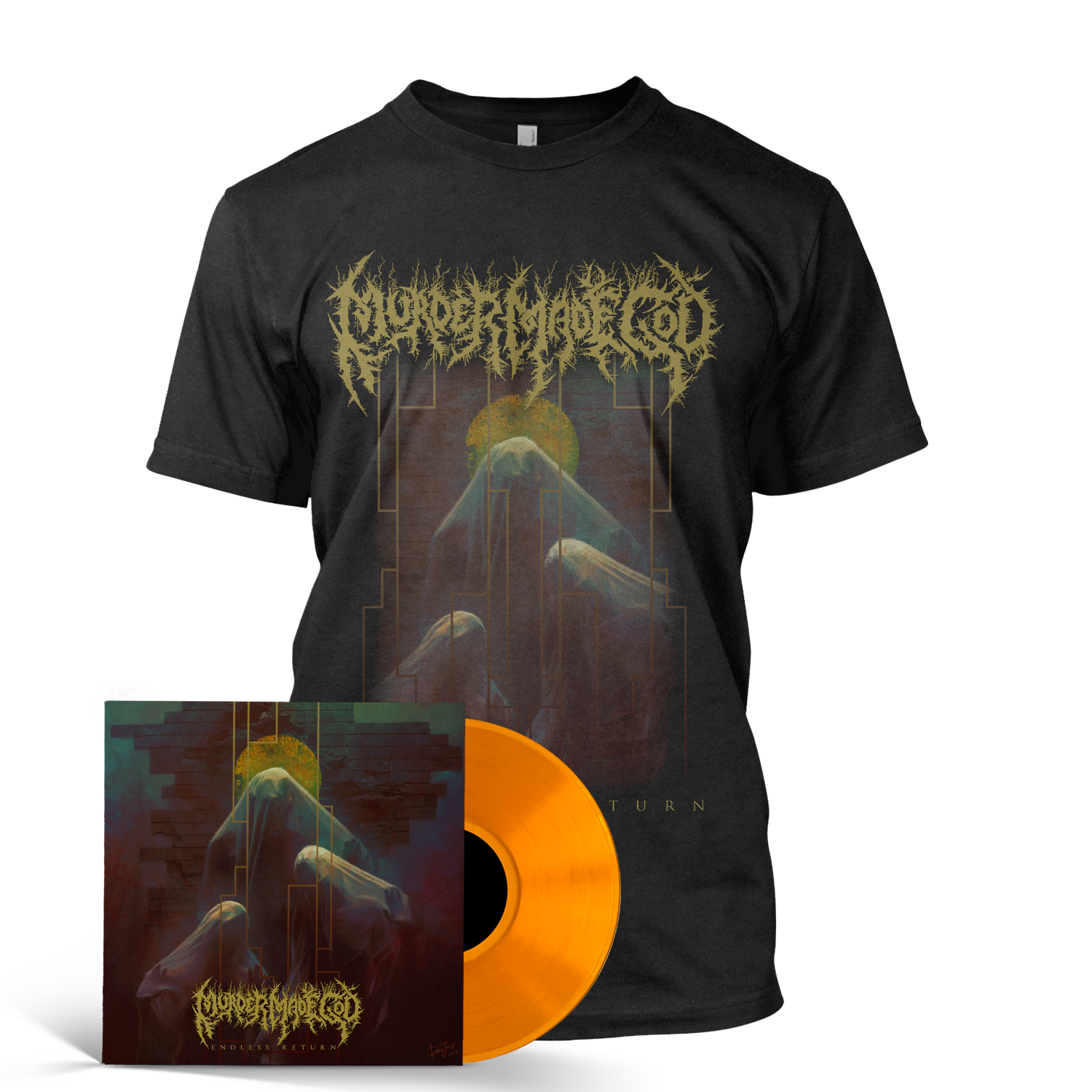 Endless Return LP + Tee Bundle