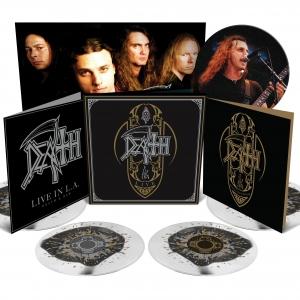 Live 4LP Deluxe Boxset