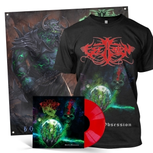 Pre-Order: Death Obsession LP + Tee Bundle