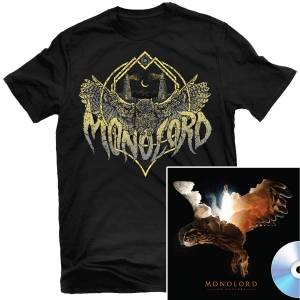 No Comfort T Shirt + CD Bundle