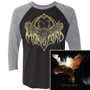 No Comfort Raglan + 2LP Bundle