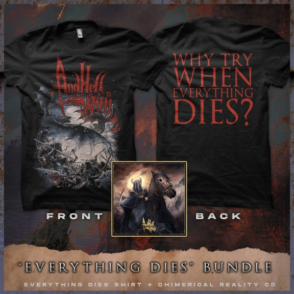 Everything Dies Bundle