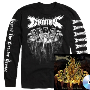 Beyond the Circular Demise Longsleeve Shirt + CD Bundle