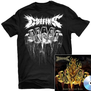 Beyond the Circular Demise T Shirt + CD Bundle