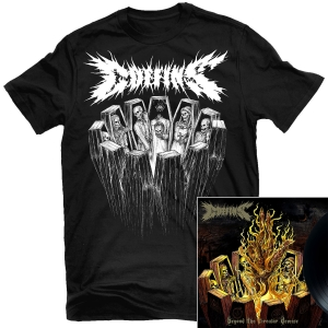 Beyond the Circular Demise T Shirt + LP Bundle