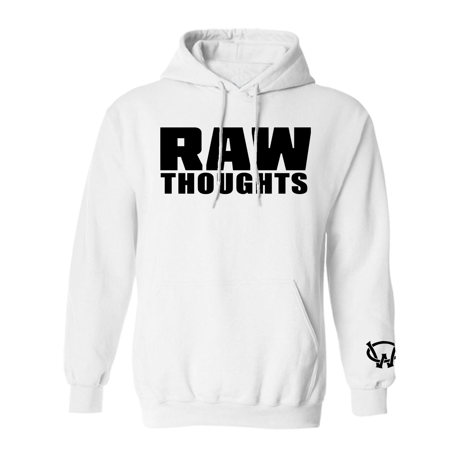 Raw Thoughts Hoodie