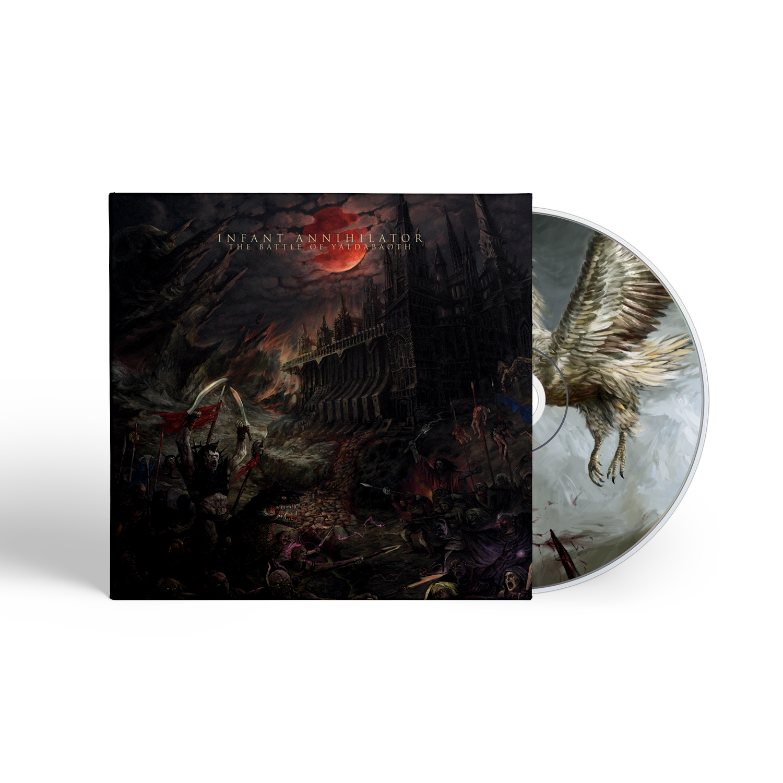 The Battle of Yaldabaoth Deluxe CD Bundle