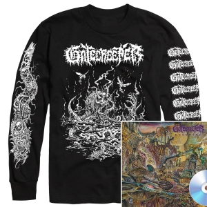 Deserted Longsleeve Shirt + CD Bundle