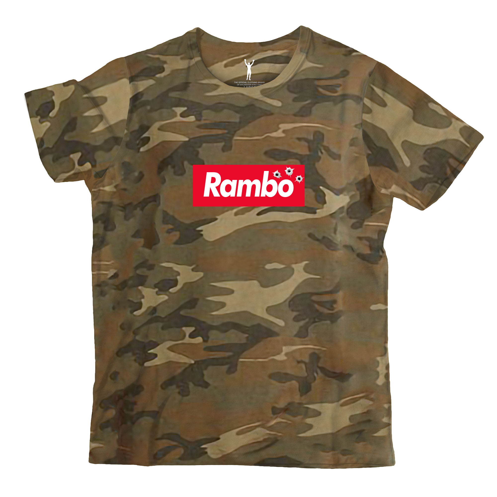 RAMBO Camo Tee