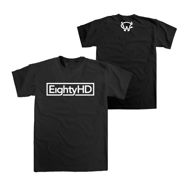 EightyHD T-shirt