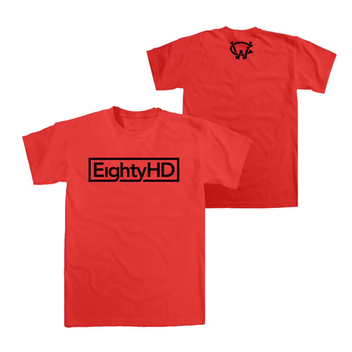 EightyHD T-shirt