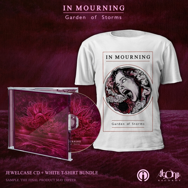 Garden of Storms CD + Tee Bundle