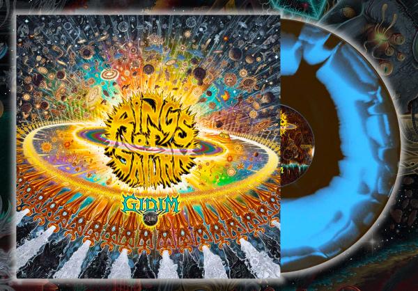 Gidim Gravity Vortex Vinyl