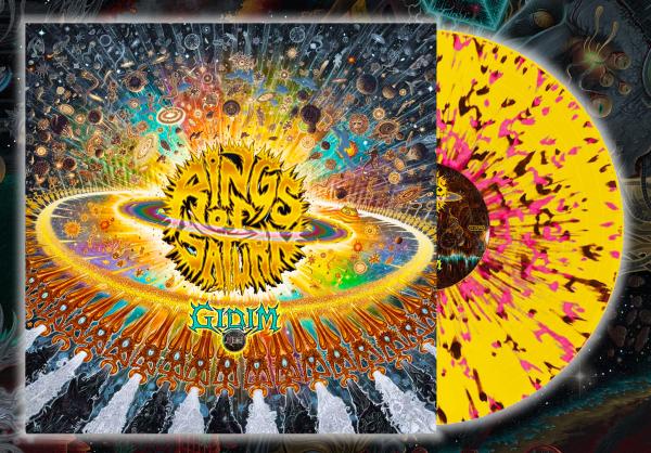 Gidim Hyperspace Splatter Vinyl