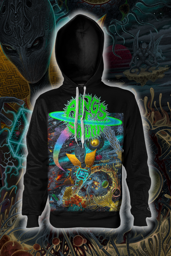 The Husk Pullover Hoodie