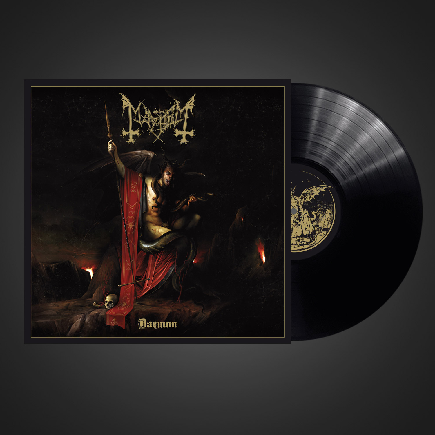 Daemon LP (Black) Super Bundle