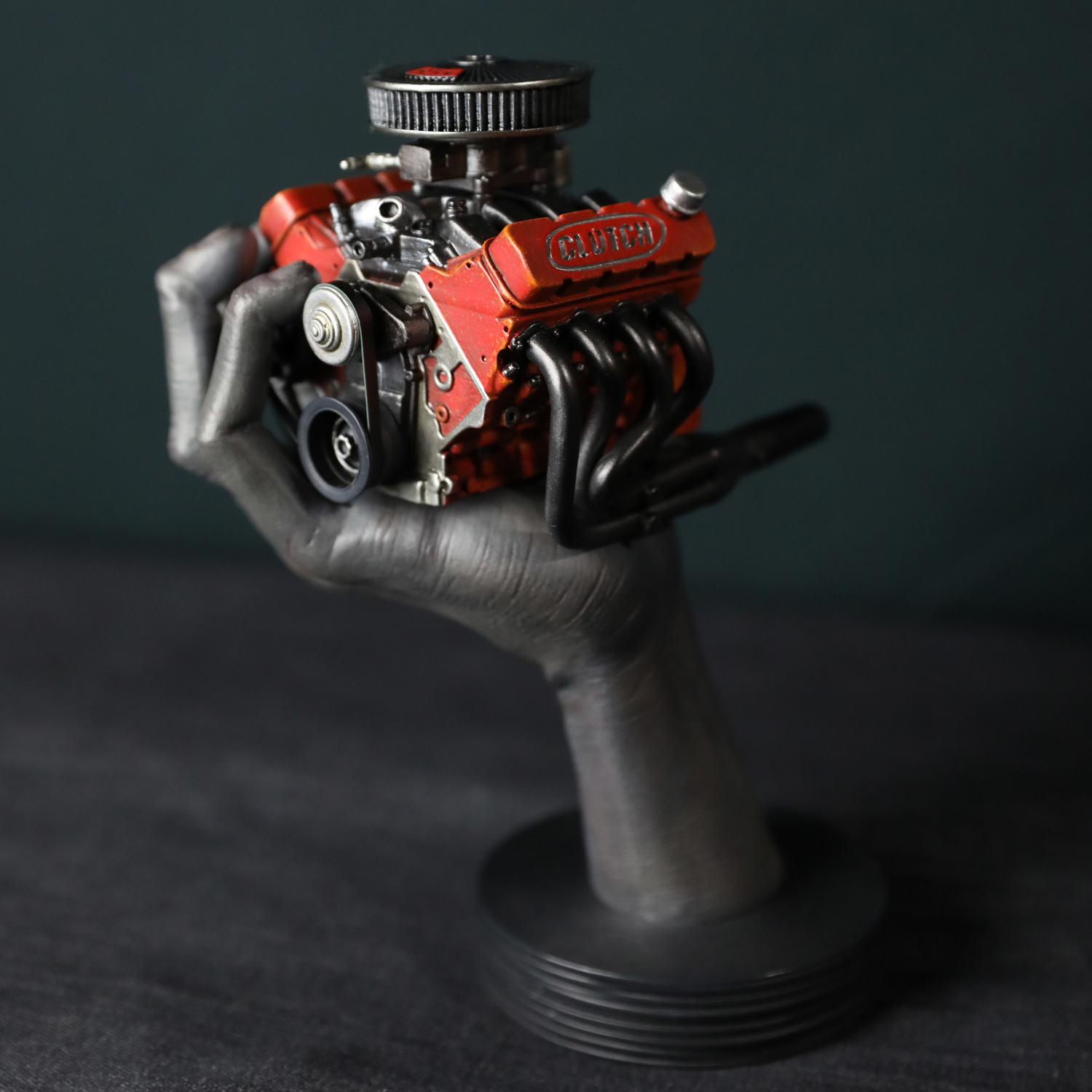Clutch 454 Sculpture