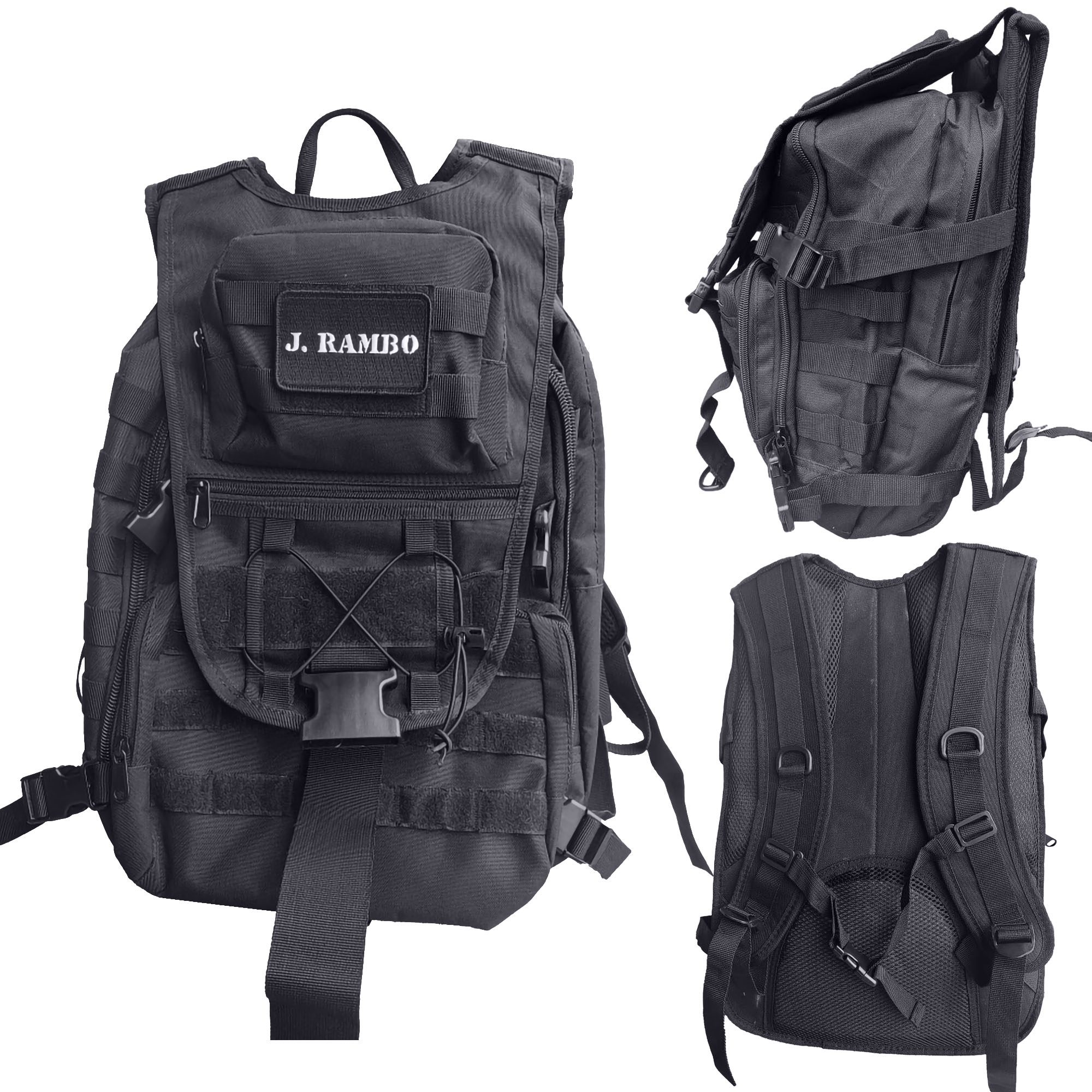 J. Rambo Tactical backpack
